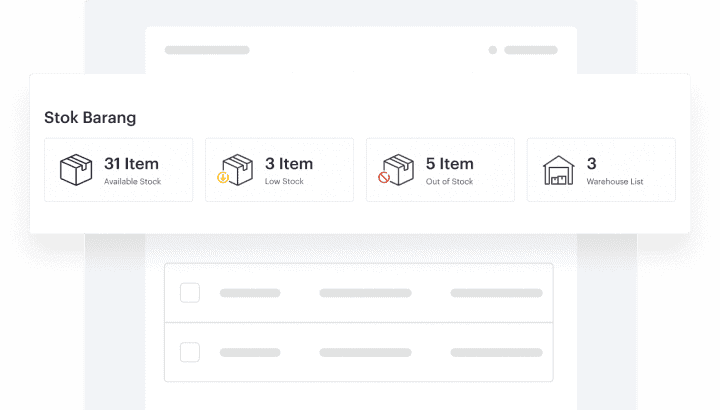 Faster inventory conversions